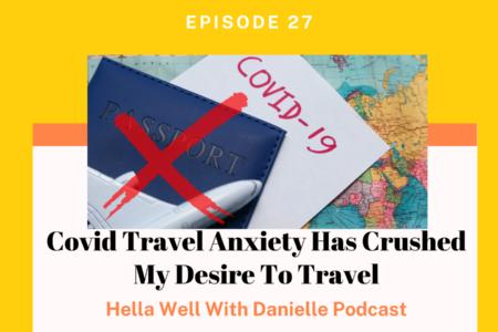 covid travel anxiety