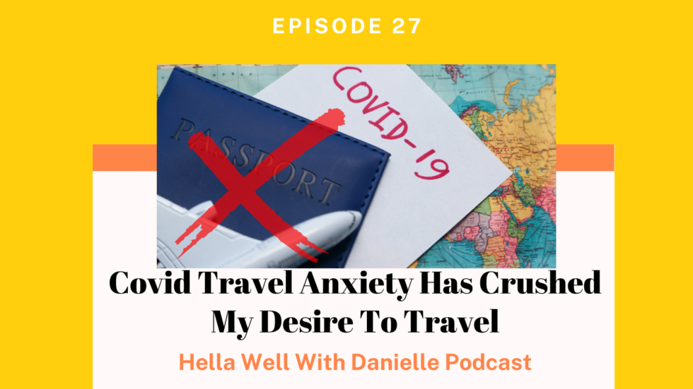 covid travel anxiety